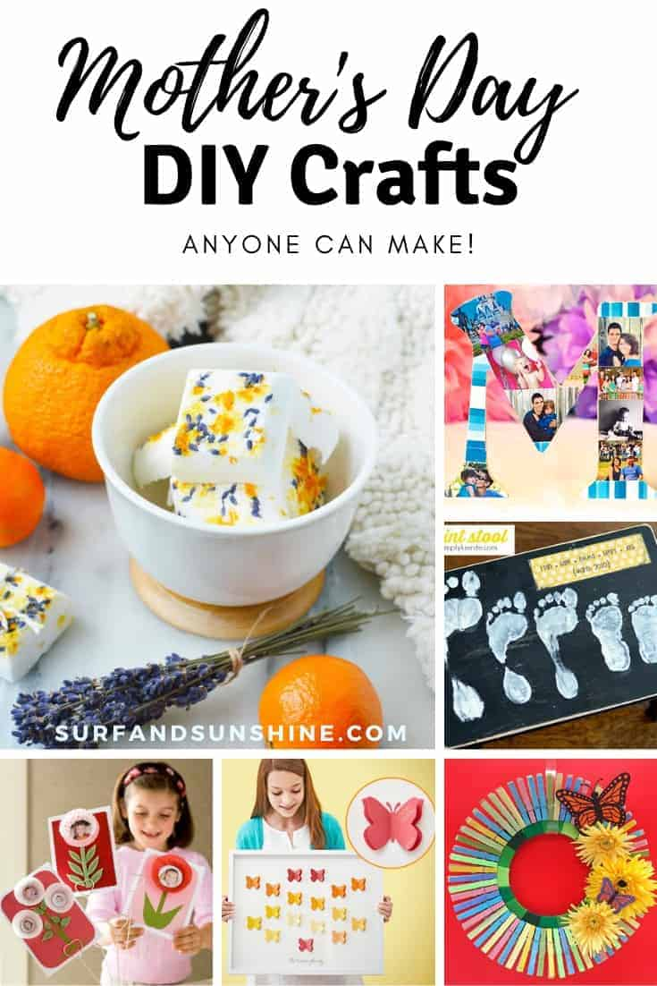 mothers day diy crafts