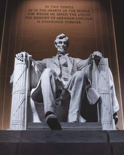 abraham lincoln ghost at the white house