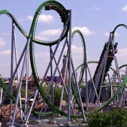 The Most Awesome, Old School and New School Rides at Universal Orlando