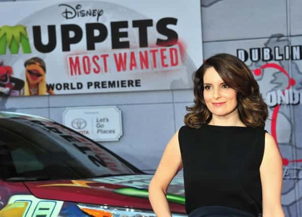 """Premiere Of Disney's """"Muppets Most Wanted"""" - Arrivals"""