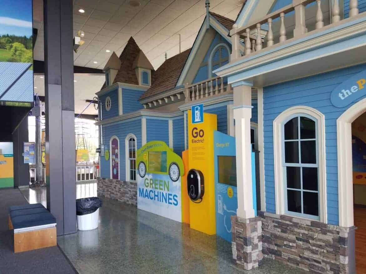 educational attractions in New York