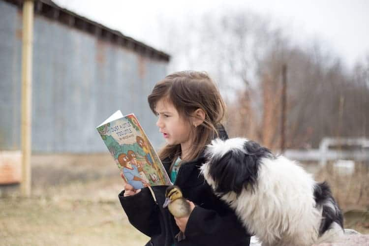 Reasons Pets Are Good For Kids