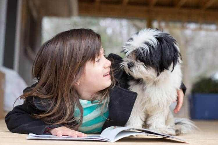 Reasons Pets Are Good For Kids1