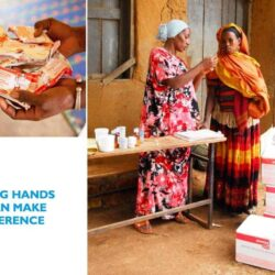 MSC Cruises and UNICEF: Combating Child Malnutrition Together