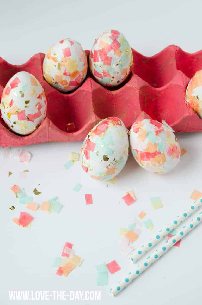 Unusual Ways to Decorate Easter Eggs 6