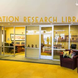 Disney's Secret Location: The Animation Research Library